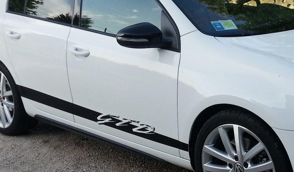 car striping graphicar
